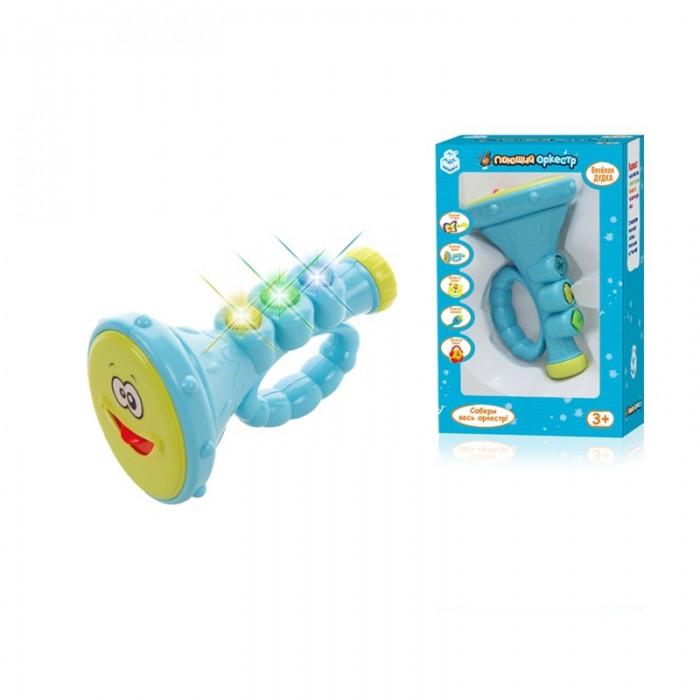 Музыкальные игрушки 1 Toy Поющий оркестр Дудочка музыкальные игрушки стеллар дудочка