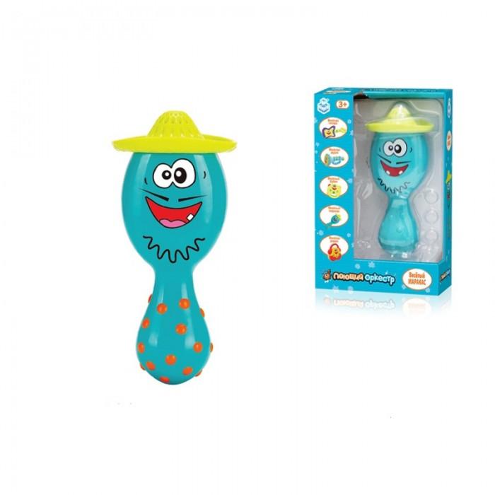 Музыкальные игрушки 1 Toy Поющий оркестр Маракас все цены