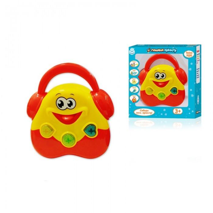 Музыкальные игрушки 1 Toy Поющий оркестр Радио музыкальные игрушки