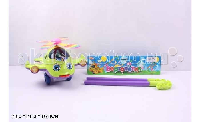 Каталки-игрушки Play Smart Вертолетик 29 см игрушка play smart a848 h05089 7442