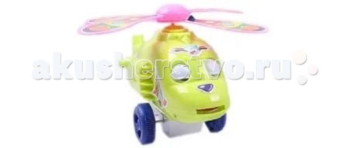 Каталки-игрушки Play Smart Вертолетик 29 см каталки fisherprice игрушка каталка слоник