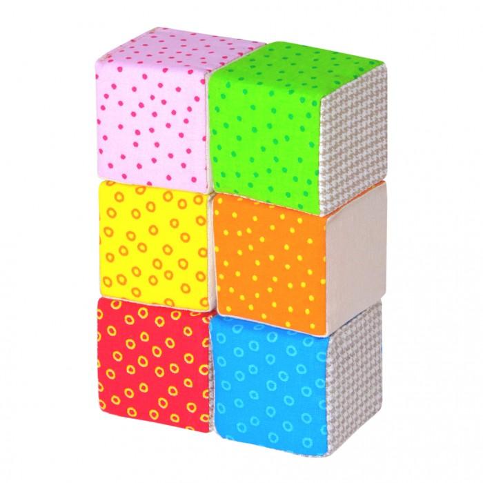 Развивающие игрушки Мякиши Эко Кубики simba развивающие кубики 0 6