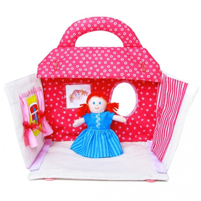 Мякиши Кукольный домик для Маняши