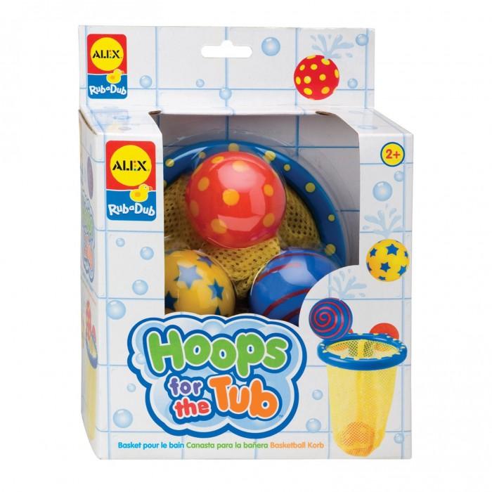 Купить Игрушки для ванны, Alex Игра для ванной Мячики в сетке