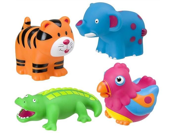 игрушки для ванны Игрушки для ванны Alex Игрушки для ванной Джунгли