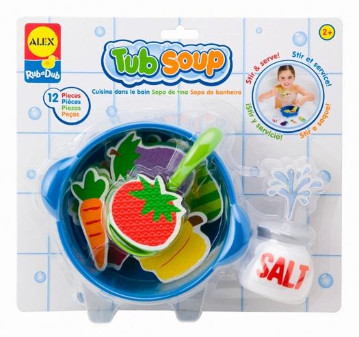Игрушки для ванны Alex Игрушка для ванной Приготовь суп игрушка для ванной alex игрушка для ванной