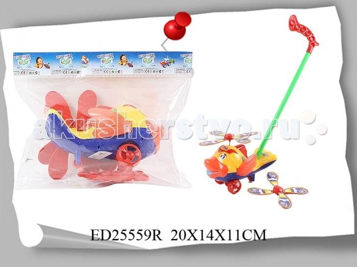 Каталки-игрушки S+S Toys Вертолет 20x14x11 см s s toys каталка мотоцикл