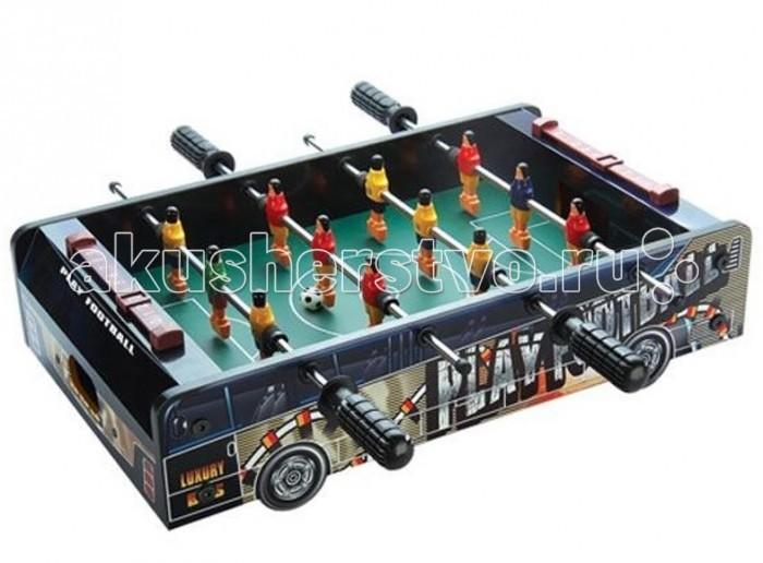 Настольные игры S+S Toys Игра Настольный футбол 4 рычага 51х30х12 см