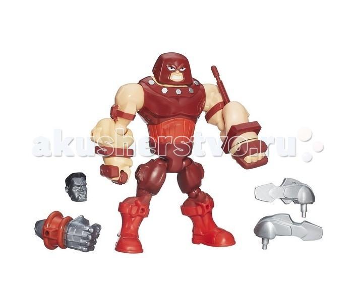 Marvel Разборная фигурка с оружием Марвел ДжаггернаутРазборная фигурка с оружием Марвел ДжаггернаутMarvel Разборная фигурка с оружием Марвел Джаггернаут. Разборные фигурки с оружием понравятся коллекционерам и любителям фантазийных игр, ведь каждая фигурка имеет 25 различных комбинаций для сборки. Поэтому Вы можете создавать самых неповторимых героев! Что будет если силу Халка дополнить современным оружием? А что если бы у него была паутина Человека-Паука? Проверить это, можно, собирая фигурки Hasbro и компонуя детали между собой.   Создайте своего уникального героя по мотивам Вселенной Марвел! Яркие детали изготовлены из экологически чистых материалов, поэтому они безопасны для детей.   Прочный пластик не ломается, поэтому вы можете сохранить собранные фигурки надолго!   Во время сборки развиваются мелкая моторика и воображение.<br>