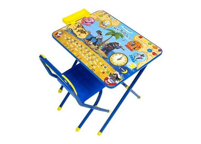 Детские столы и стулья Дэми Набор мебели №3 Ну погоди