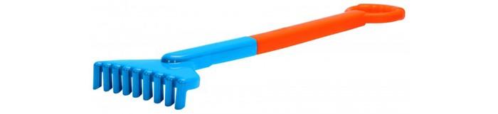 Игрушки в песочницу Gowi Грабли сборные 70 см