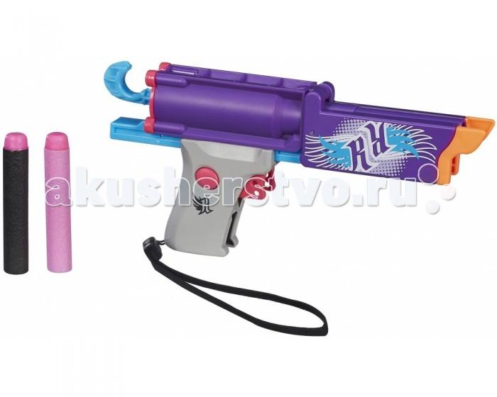 Игрушечное оружие Nerf N-Rebelle Секреты и Шпионы Бластер Невидимка игрушка hasbro nerf rebelle секреты и шпионы ночная миссия a6762