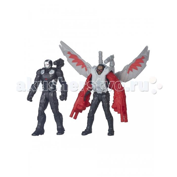 Avengers Игровой набор из 2 фигурок Мстителей: Сокол против Воителя