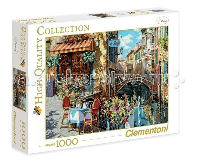 Пазлы Clementoni Пазл High Quality Collection - Виктор Швайко Ресторан Тартюф (1000 элементов)