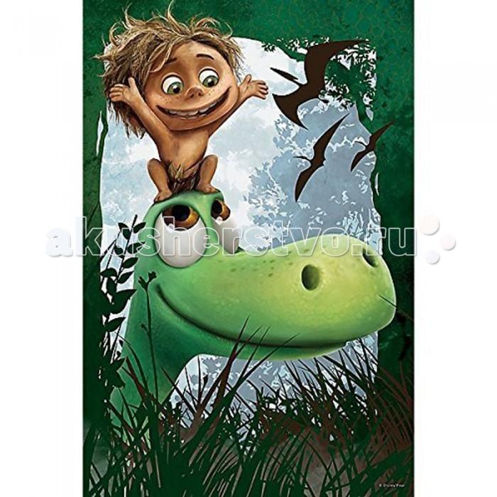 Пазлы Trefl Пазл Хороший динозавр - Как хорошо, что есть друг! 60 элементов trefl пазл споем 500 элементов