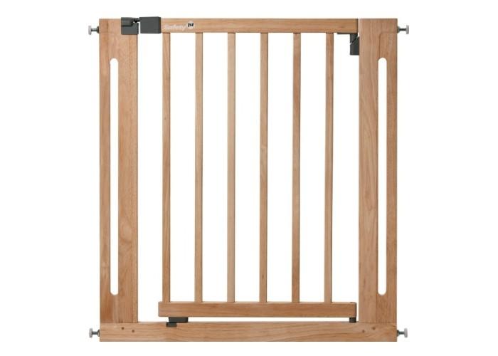 Купить Барьеры и ворота, Safety 1st Ворота безопасности Pressure Gare Easy Close wood 73-80, 5 см