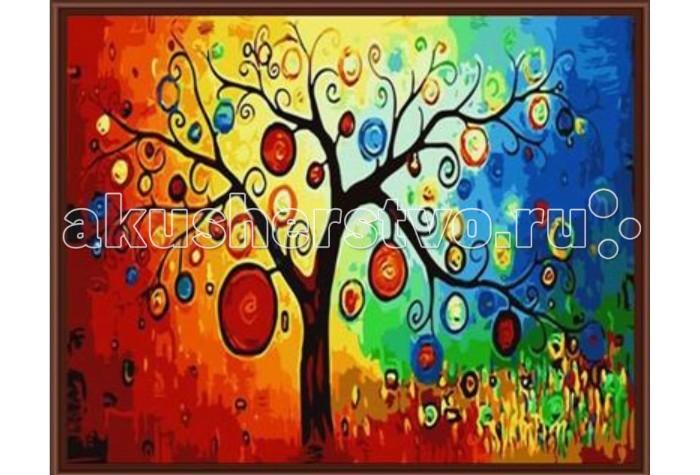 Картины по номерам Molly Картина по номерам Денежное дерево картины в квартиру картина sunrise 35х77 см