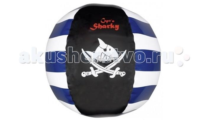 Мячики и прыгуны Spiegelburg Мяч надувной Captn Sharky 20664