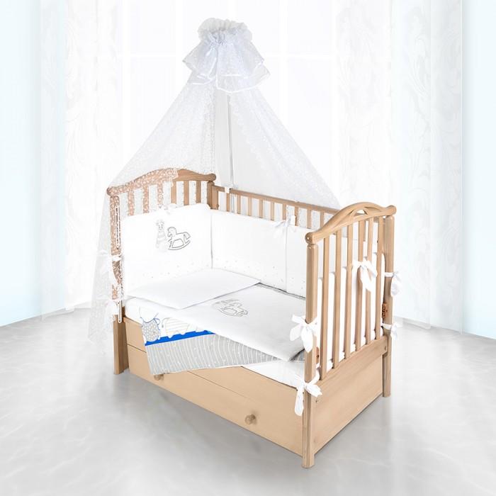 все цены на Комплекты в кроватку Pituso Лошадка (6 предметов) онлайн