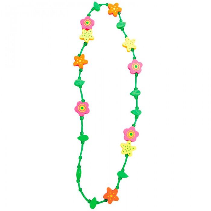 Аксессуары Bino Бусы Цветы 9989064 бусы из янтаря лучики солнца