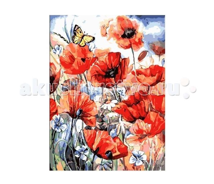 картины по номерам molly картина по номерам л афремов собор парижской богоматери Картины по номерам Molly Картина по номерам Дикие маки