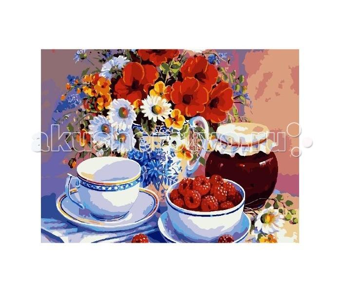Картины по номерам Molly Картина по номерам Малиновое варенье наборы для рисования цветной картины по номерам сова на дереве