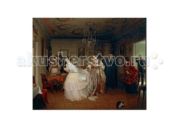 Картины по номерам Molly Картина по номерам П.Федотов Сватовство майора наборы для рисования цветной картины по номерам сова на дереве