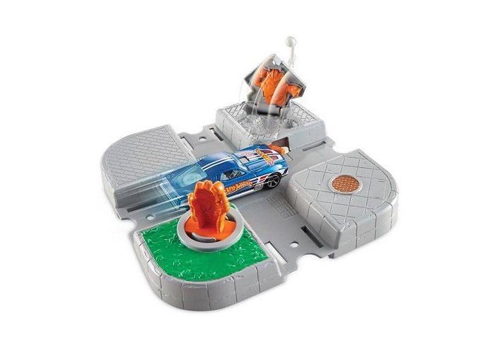 Машины Hot Wheels Набор для базовых треков Второй комплект игровые наборы hot wheels базовые игровые наборы