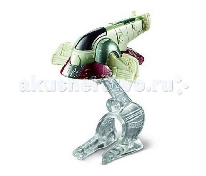 Hot Wheels Звездные войны Космический корабль Боба Фетта