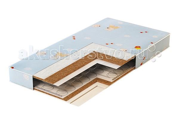 Матрасы Плитекс Комфорт-стандарт-1 120x60х12 матрасы плитекс ecodream 119х60х9