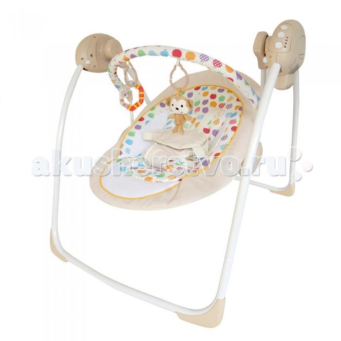 Детская мебель , Электронные качели La-di-da Комфорт арт: 197403 -  Электронные качели