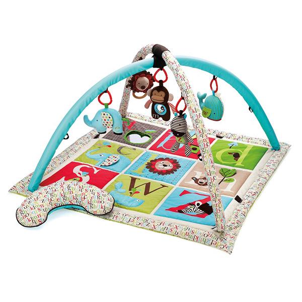 Купить Развивающие коврики, Развивающий коврик Skip-Hop Alphabet zoo Activity Gym