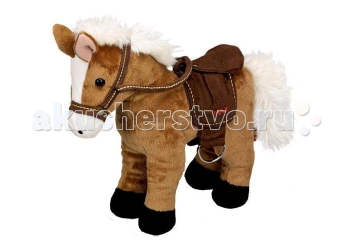 Мягкая игрушка Spiegelburg Плюшевая лошадка Max 25149Плюшевая лошадка Max 25149Spiegelburg Плюшевая лошадка Max 25149 порадует маленьких любителей лошадей.  Милая маленькая лошадка станет добрым другом для любого ребенка. Эта мягкая и очаровательная игрушка украсит детскую комнату, наполнит её атмосферой нежности и доброты, а главное - подарит вашему ребенку много радостных минут. Лошадку можно брать с собой в путешествия, в детский сад, спать с ним.   Подарив такую игрушку ребенку, вы не ошибетесь с выбором!  Игрушка выполнена из качественного плюша, приятна на ощупь.<br>