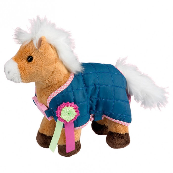 Картинка для Мягкая игрушка Spiegelburg Плюшевая лошадка Nixe 25150 20 см