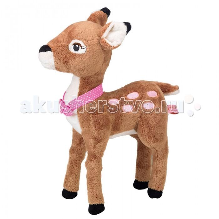 Мягкие игрушки Spiegelburg Оленёнок Rike 25276 шкатулка оленёнок в лесу 17х13х5 см 175233