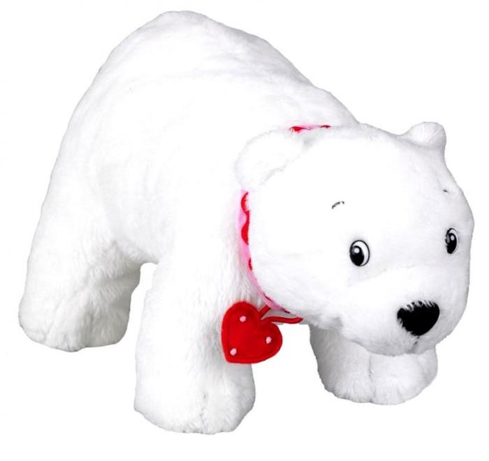 Купить Мягкие игрушки, Мягкая игрушка Spiegelburg Белый медведь Paul 25358 28 см
