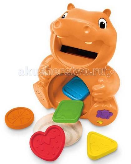 Playskool Hasbro Обучающая игрушка Бегемотик