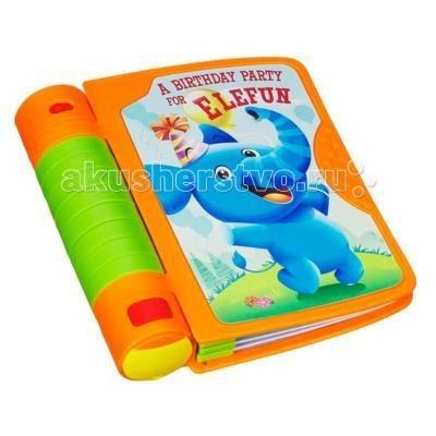 Книжки , Книжки-игрушки Playskool Hasbro Книжка волшебная арт: 19754 -  Книжки-игрушки