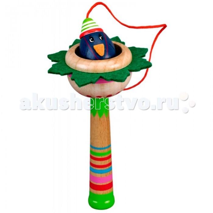 Деревянная игрушка Spiegelburg Игра Поймай ворона Pipa Lupina 11078