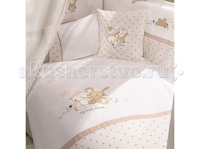 Подушки для малыша Fiorellino Подушка Best Friends подушки для малыша fiorellino подушка lily milly 40х40 см