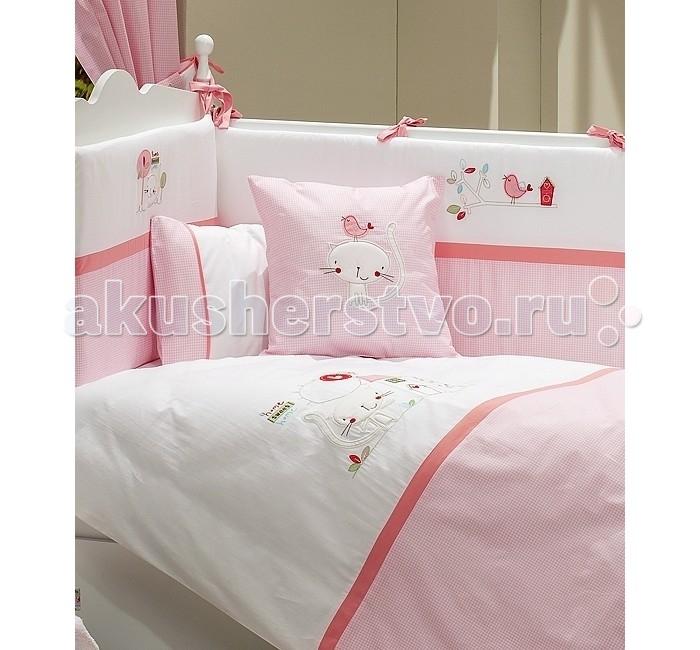Подушки для малыша Fiorellino Подушка Tweet Home подушки для малыша fiorellino подушка lily milly 40х40 см