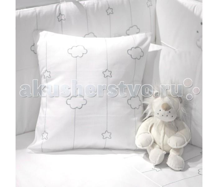 Подушки для малыша Fiorellino Подушка Luna Chic подушки для малыша fiorellino подушка lily milly 40х40 см
