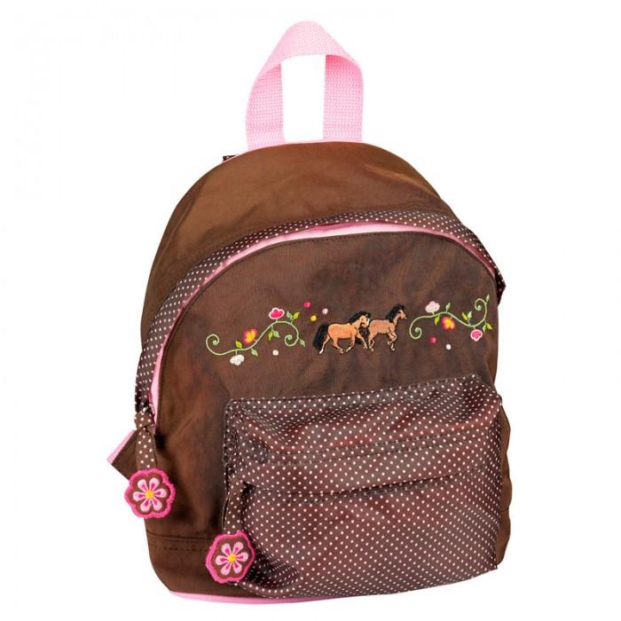 Школьные рюкзаки Spiegelburg Рюкзак для детского сада Pferdefreunde 30148 наборы для творчества spiegelburg набор для детского творчества pferdefreunde 12265