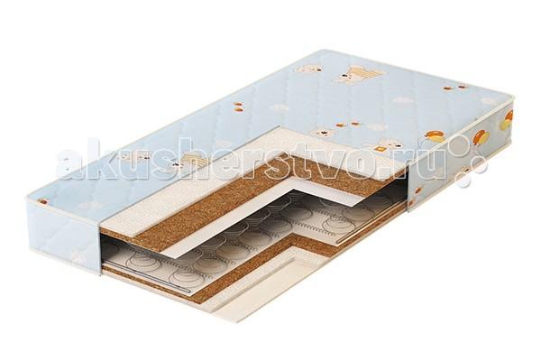 Матрасы Плитекс Кокосовый Комфорт-классик 120x60х12 матрасы плитекс ecodream 119х60х9