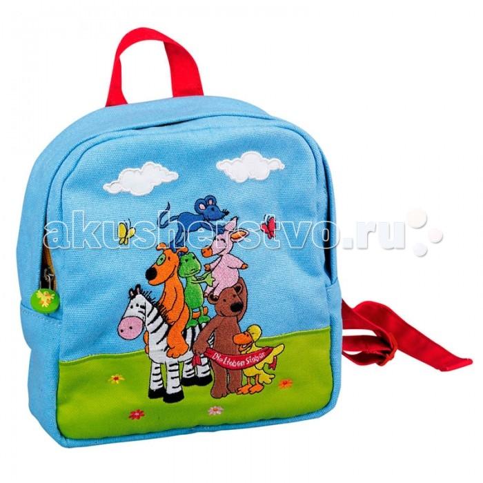 Школьные рюкзаки Spiegelburg Мини рюкзак Die Lieben Sieben 30347