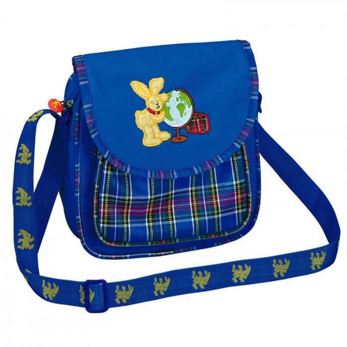 Spiegelburg Сумка для детского сада Felix 7239Сумка для детского сада Felix 7239Маленькая сумочка Felix сделана из непромокаемого нейлона синего цвета. Удобный ремешок с регулированной длиной. На сумочке изображен непосредственно сам Феликс.  Особенности:  Размер: 20 х 22 х 6 см<br>