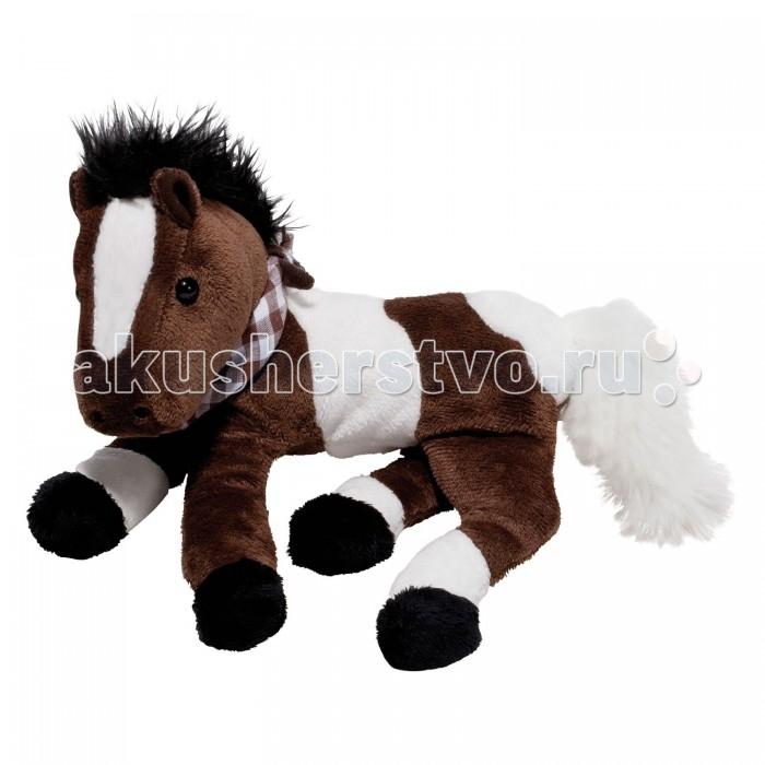 Мягкая игрушка Spiegelburg Плюшевая лошадка Flecki 25395