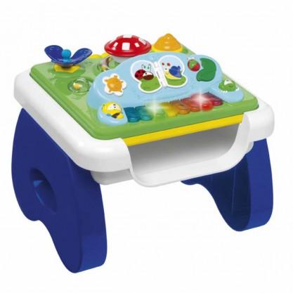 Купить Игровые центры, Игровой центр Chicco столик Звуки и формы