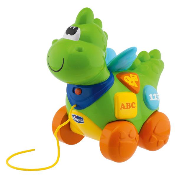 Каталка-игрушка Chicco Говорящий дракон