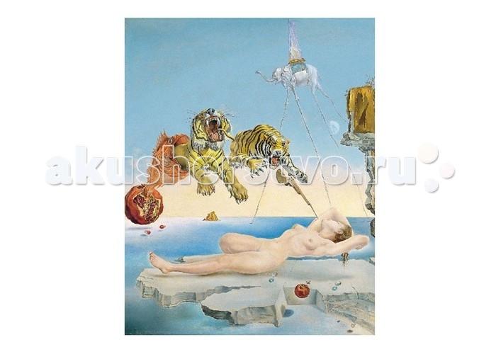 Картины по номерам Molly Картина по номерам Сальвадор Дали Сон вызванный полетом пчелы molly картина по номерам сальвадор дали галатея сфер
